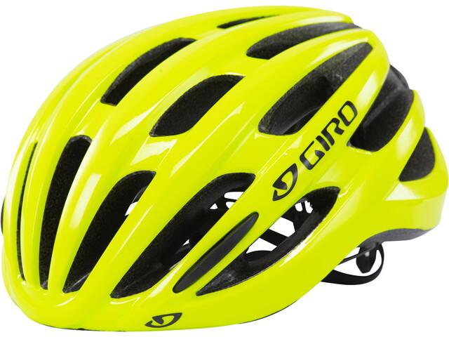Giro Foray Kypärä, highlight yellow